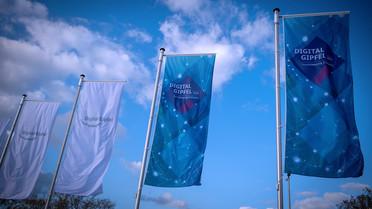 Der Digital-Gipfel fand 2019 in Dortmund statt.