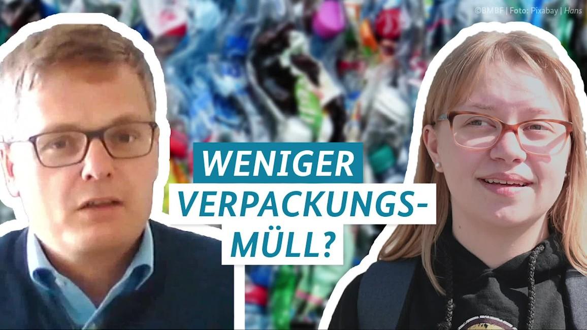 Poster zum Video Fragen4Future Folge 8: Weniger Plastikverpackungen