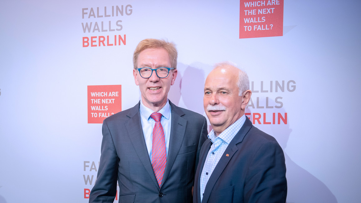 Poster zum Video Falling Walls 2019