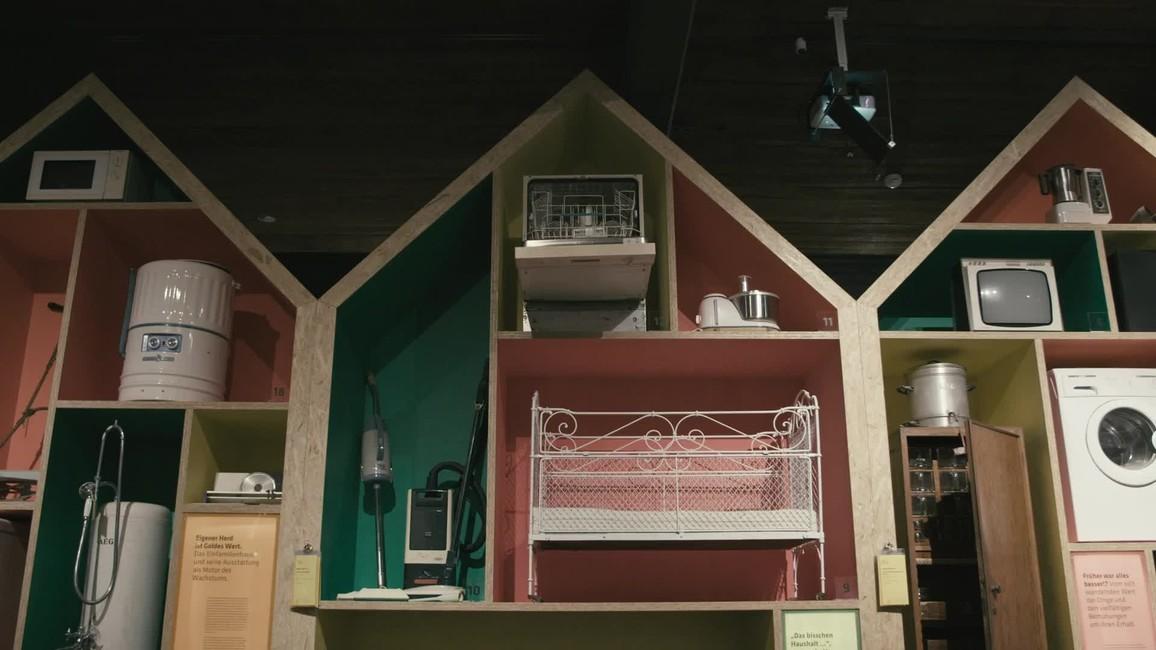 Poster zum Video Vom Einfamilienhaus und den Dingen drumherum