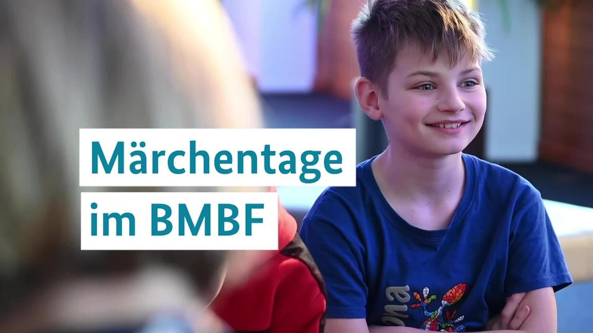 Poster zum Video Märchentage im BMBF 2019
