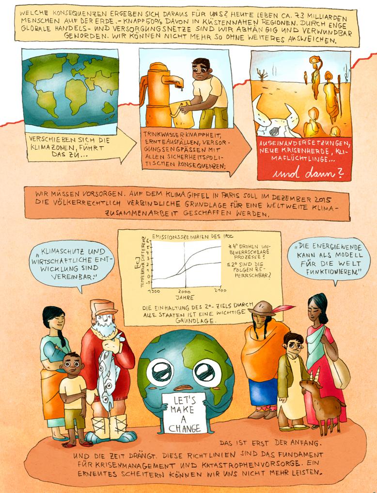 Klar Soweit? In Paris we trust - Helmholtz-Wissenschaftscomic Nr.23 - Seite 3