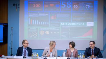PK: Ein Jahr KI-Strategie