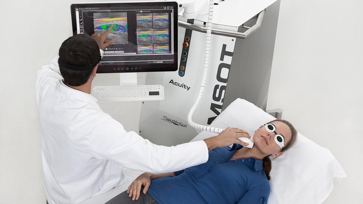 MSOT-Diagnose