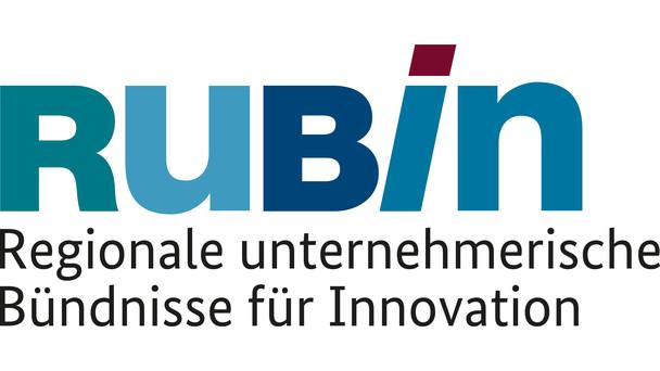 Logo RUBIN - Regionale unternehmerische Bündnisse für Innovation