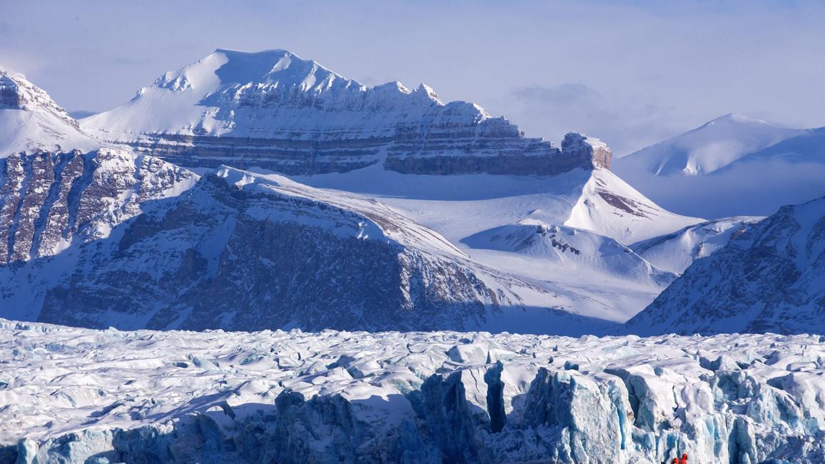 Reise in die Arktis