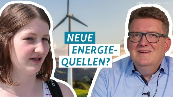 Poster zum Video Fragen4Future Folge 11: Neue Energiequellen?