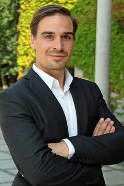 Rico Schwibs ist Projektleiter für die Zukunftsstadt Dresden.