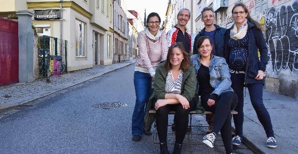 Diese Gruppe hat sich zum Ziel gesetzt, die Dresdner Neustadt für eine Woche autofrei zu machen.