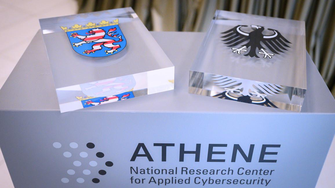 ATHENE in Darmstadt eröffnet