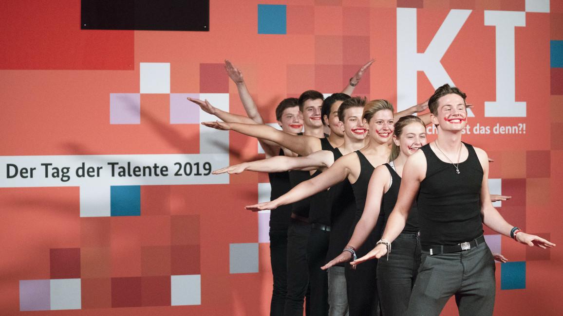 Tag der Talente 2019