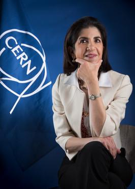 Dr. Fabiola Gianotti, Generaldirektorin des CERN