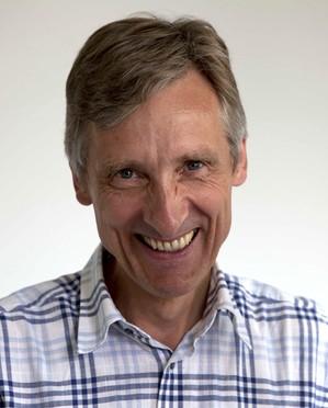 Eckhard Elsen, neuer Forschungsdirektor am CERN