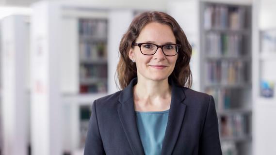 Nina von Sartori / Pressereferentin