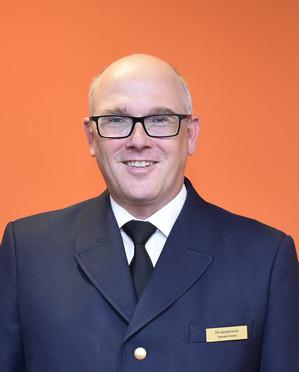Dirk Aschenbrenner ist Direktor der Feuerwehr Dortmund.