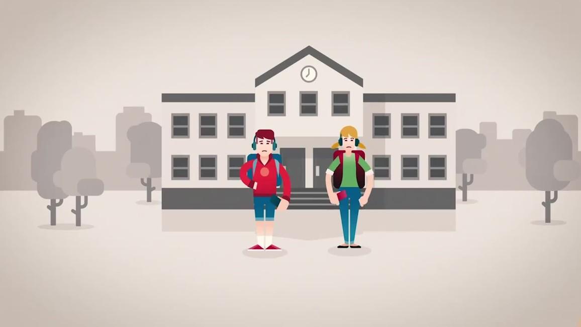Poster zum Video HPI SchulCloud gekürzt