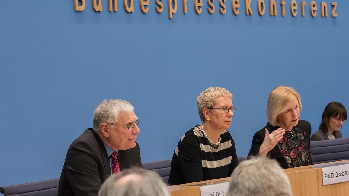 Vorstellung des Berichts zur Evaluation der Exzellenzinitiative