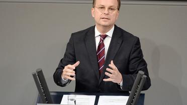 Thomas Rachel im Bundestag