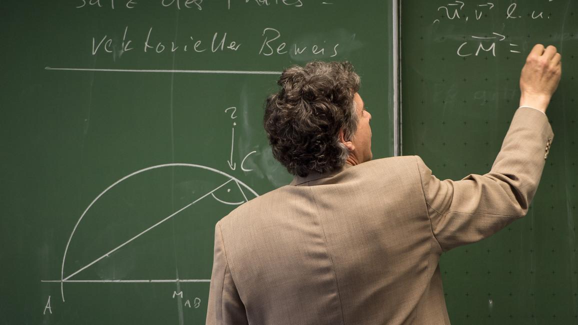 Bis zu einer halben Milliarde Euro fließen in die 'Qualitätsoffensive Lehrerbildung'