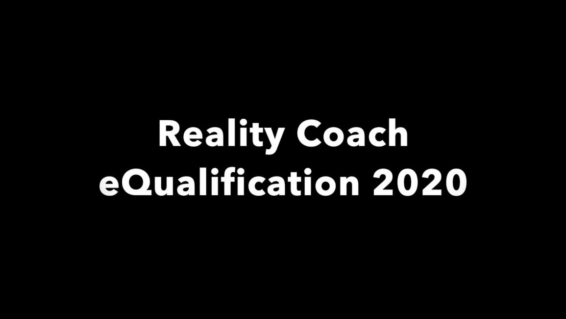 Poster zum Video Projektvideo The real Reality Coach