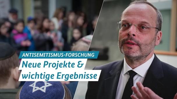 Poster zum Video Antisemitismusforschung - neue Projekte und wichtige Ergebnisse