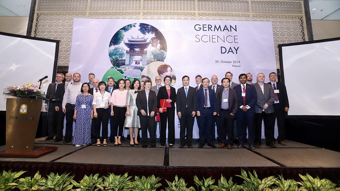 German Science Day in Hanoi