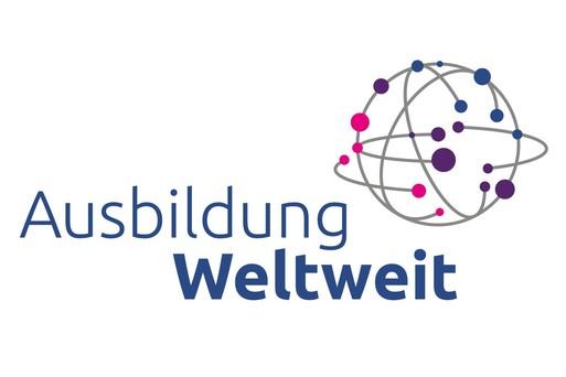 Logo für 'Ausbildung weltweit'