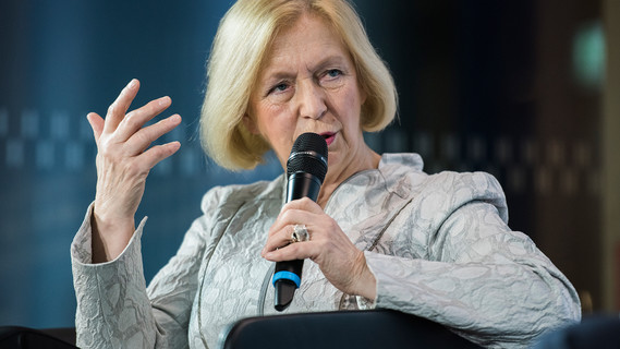Bundesministerin Johanna Wanka