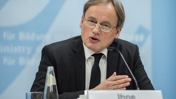 Hartmut Ihne, Präsident der Hochschule Bonn-Rhein-Sieg