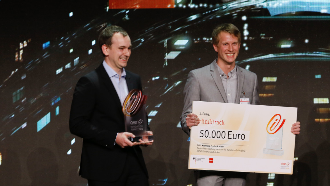 CeBIT 2016, Innovations Award