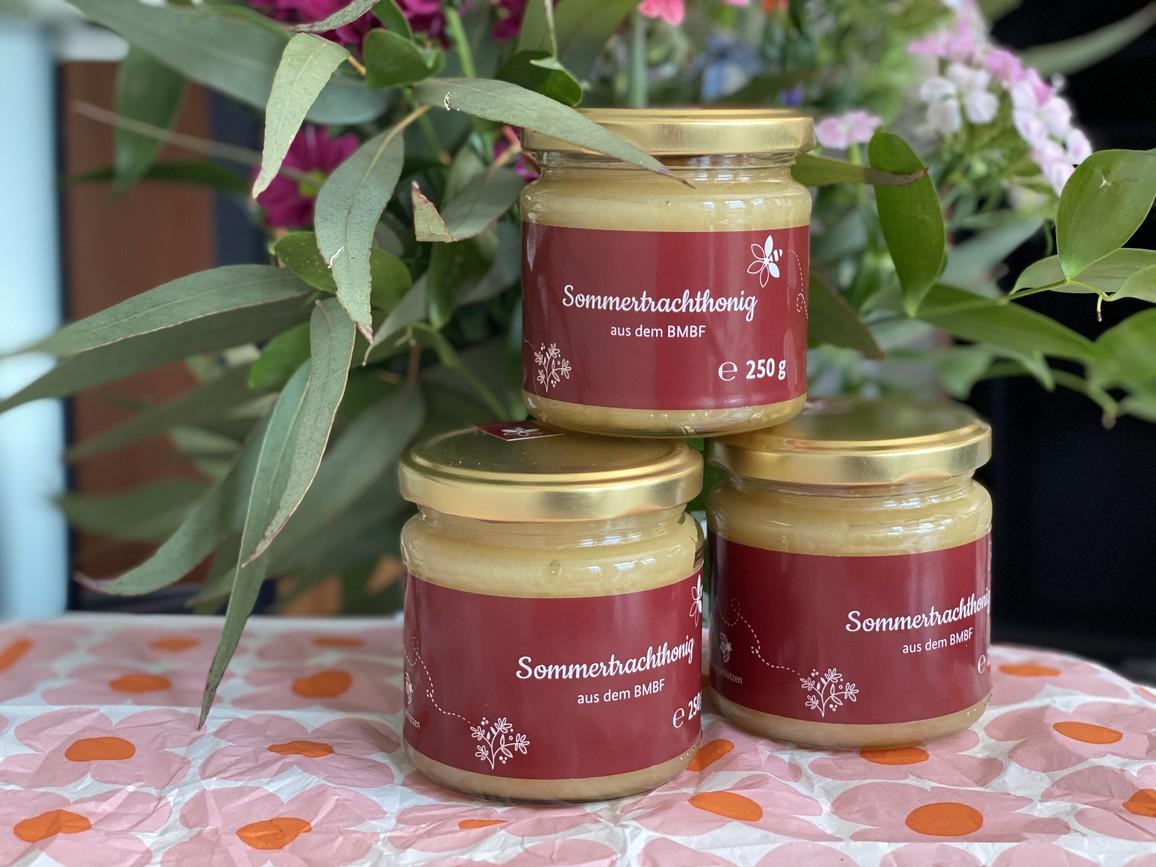 Honigverlosung