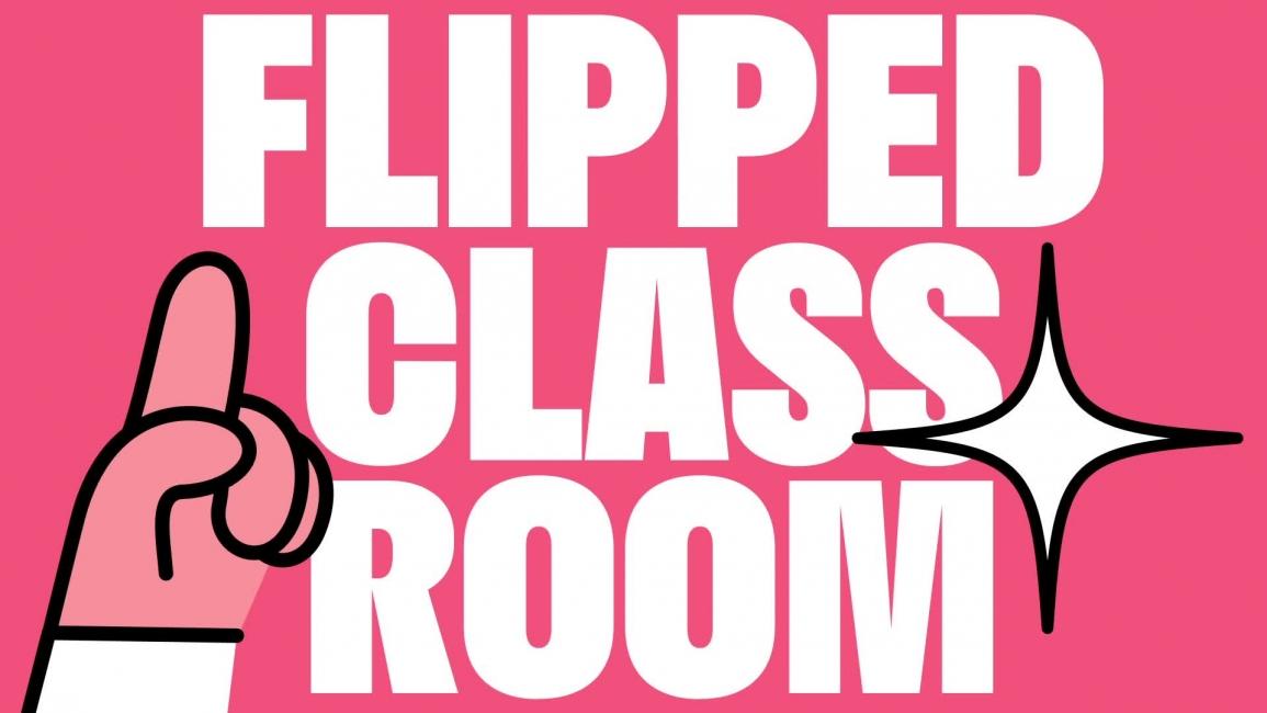 Poster zum Video Flipped Classroom - A digital teaching format that helps