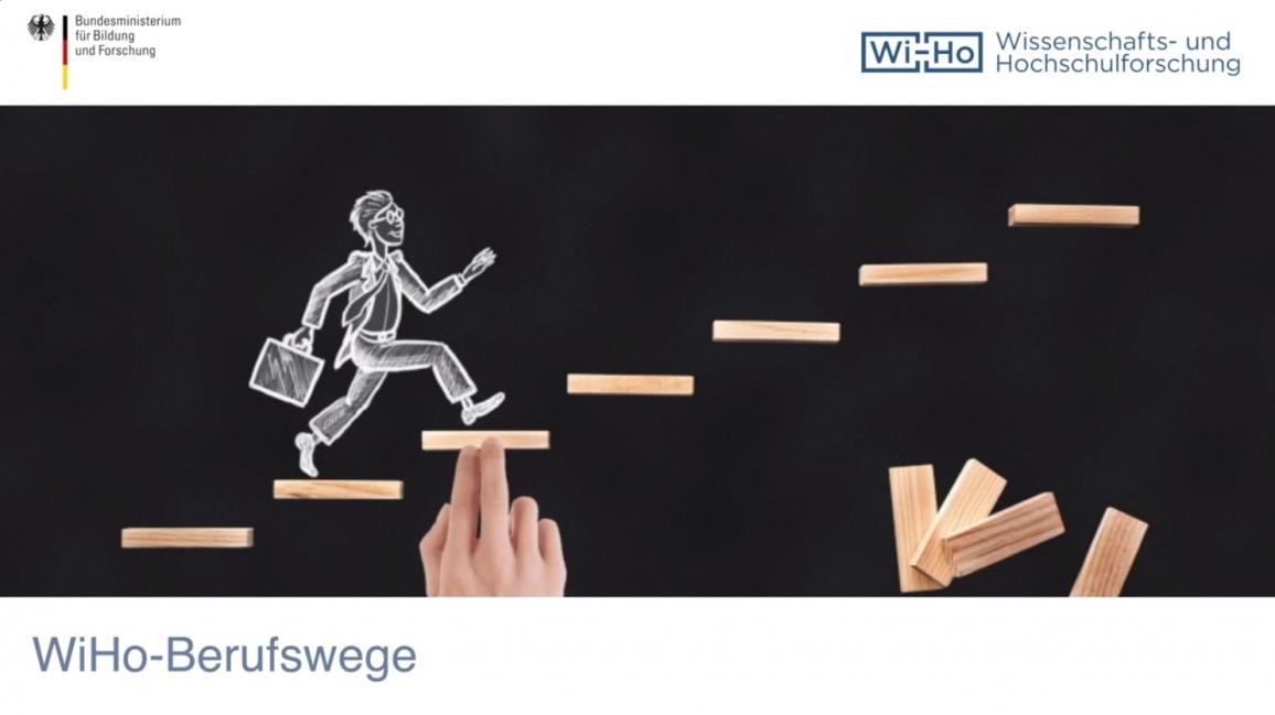 Poster zum Video WiHo-Berufswege | Interview mit Dr. Maria Galda