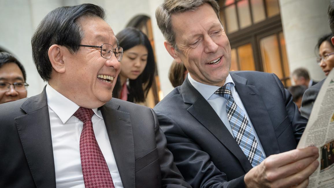 Deutsch-Chinesische Innovationskonferenz