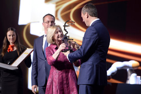 Verleihung des Hermes Award