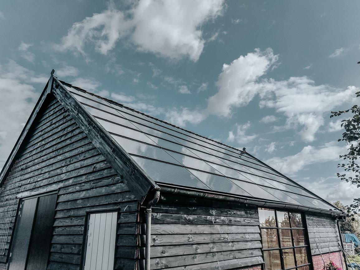 Die ZEBRA-Solarzellen lohnen sich vor allem auf kleinen Dachflächen.