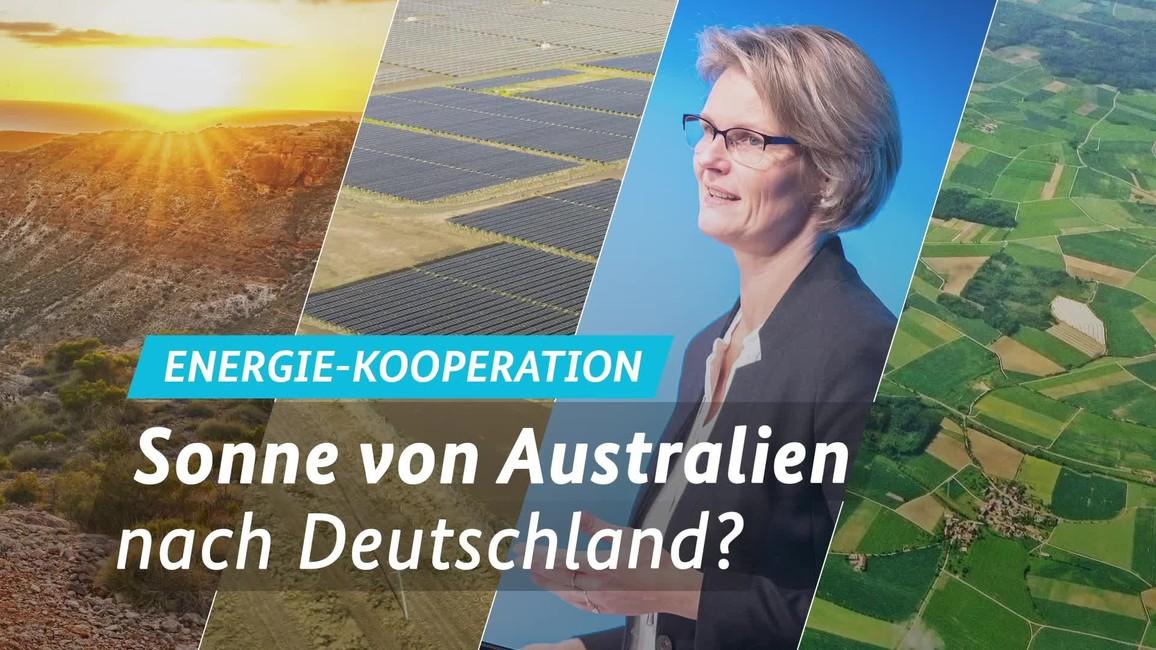 Poster zum Video Wasserstoffwirtschaft mit Australien