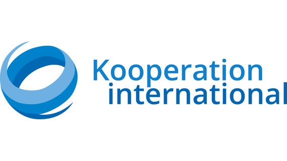 Kooperation international Logo