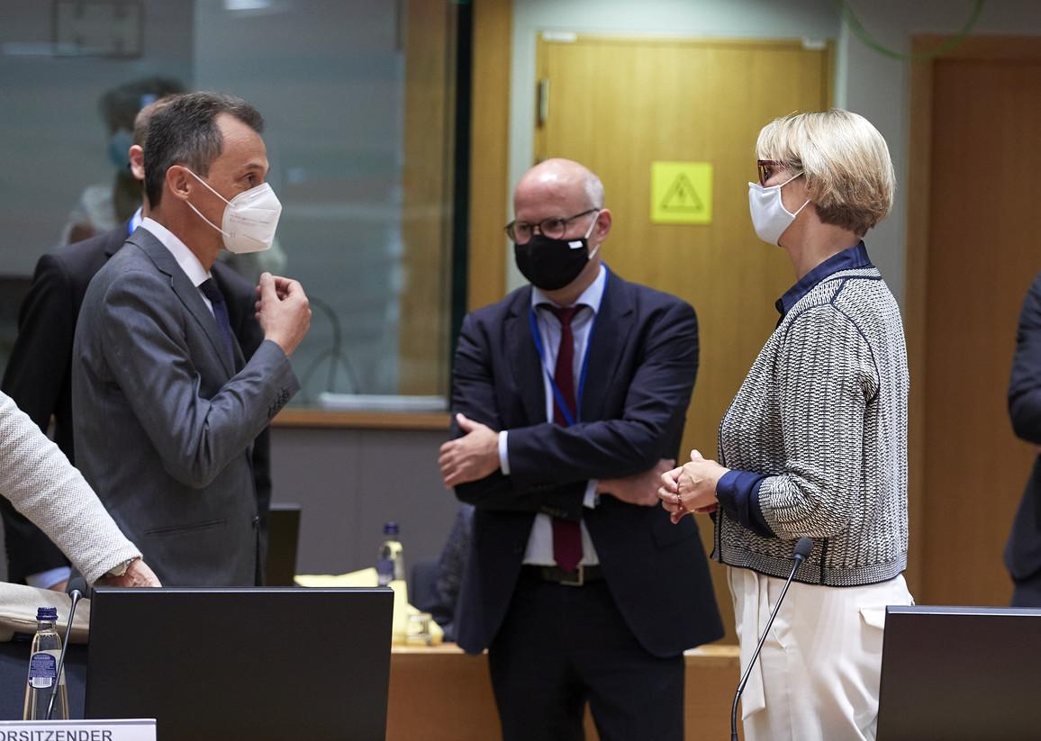 Rat in Brüssel