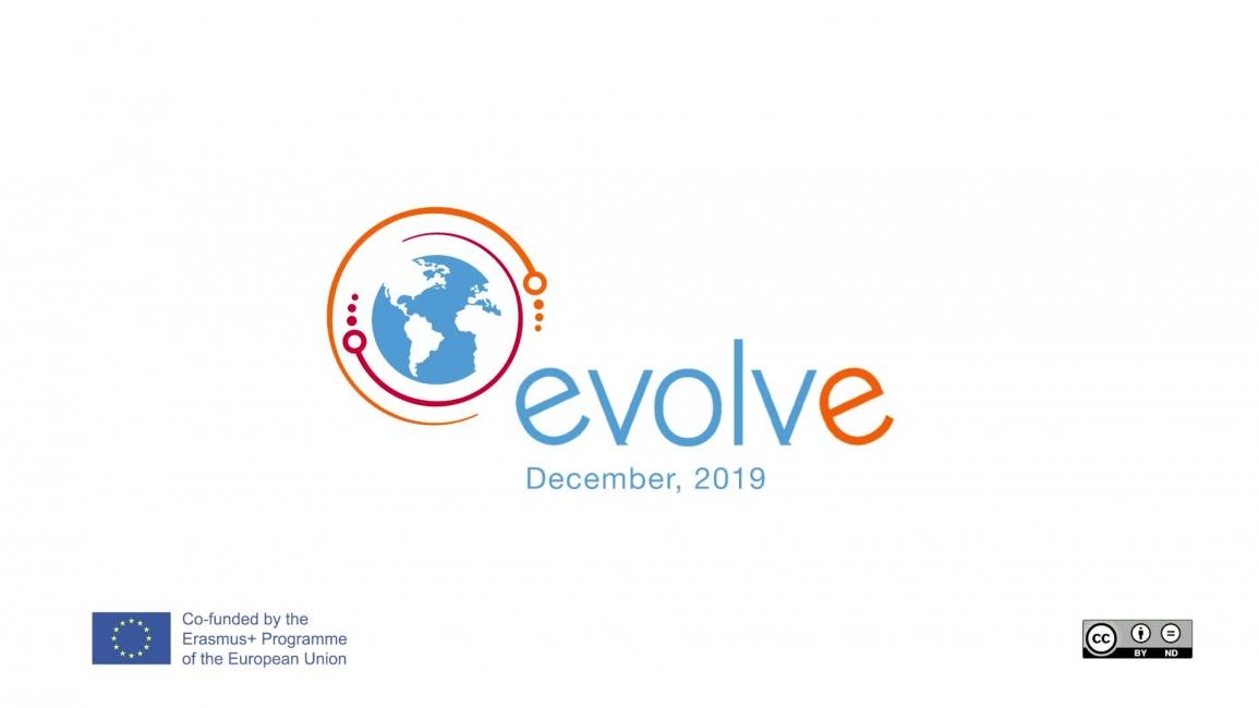 Poster zum Video What is Virtual Exchange?   EVOLVE