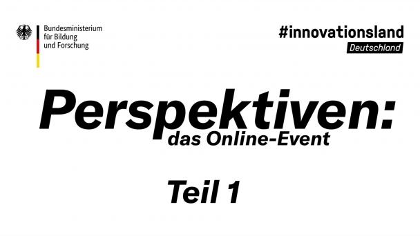 Poster zum Video Innovationsland - Mitschnitt 1