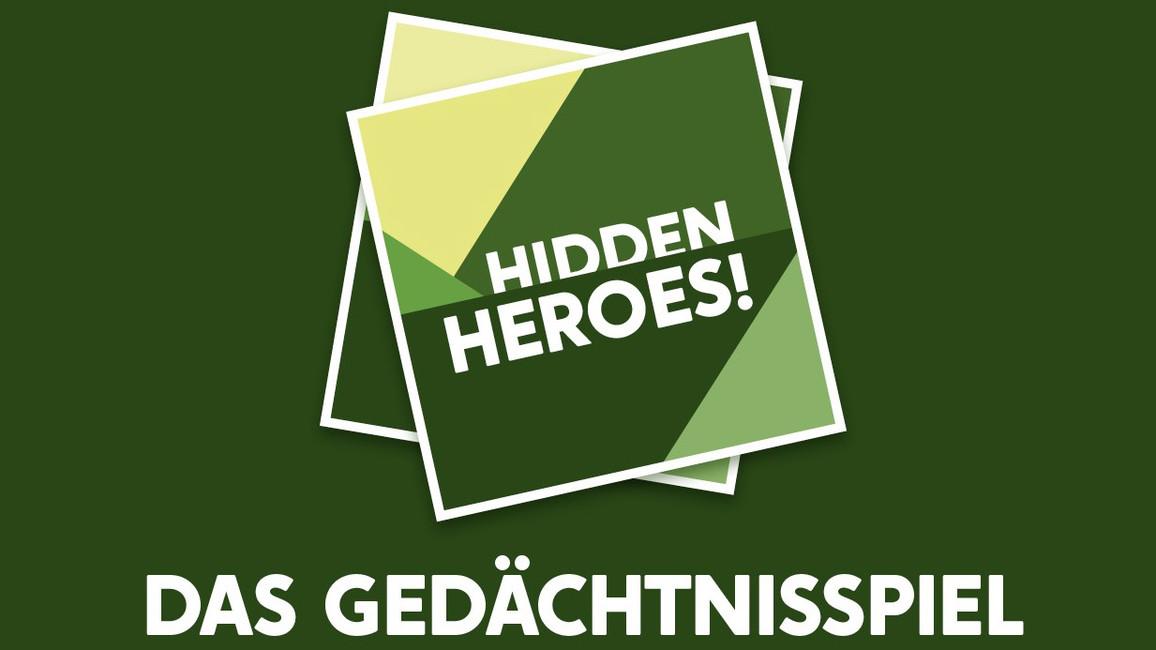 Wissenschaftsjahr Bioökonomie - Memoryspiel Hidden Heroes!