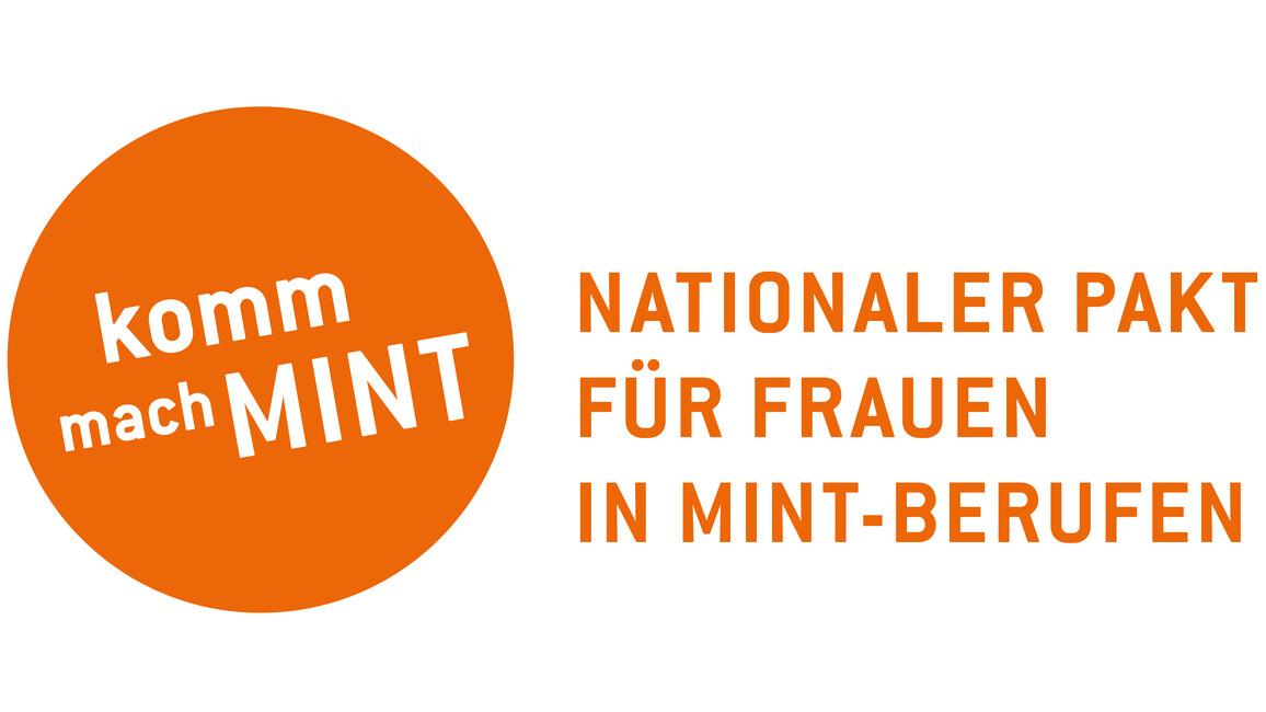 Logo Nationaler Pakt für Frauen in MINT-Berufen