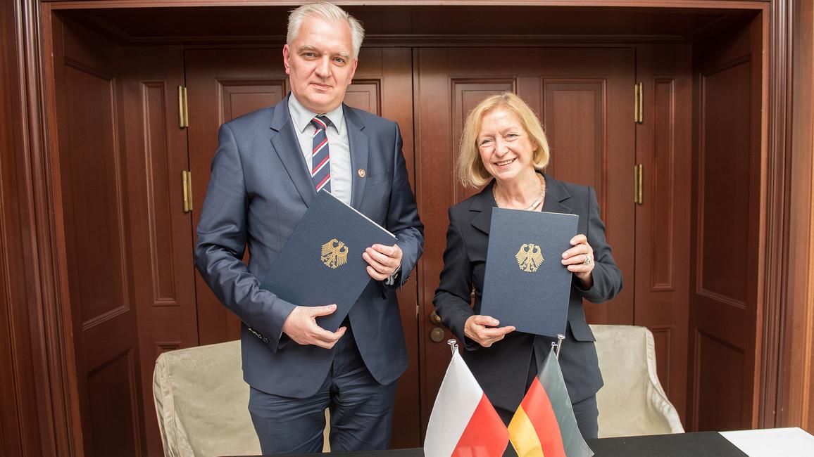 Deutsch-Polnische Regierungskonsultationen