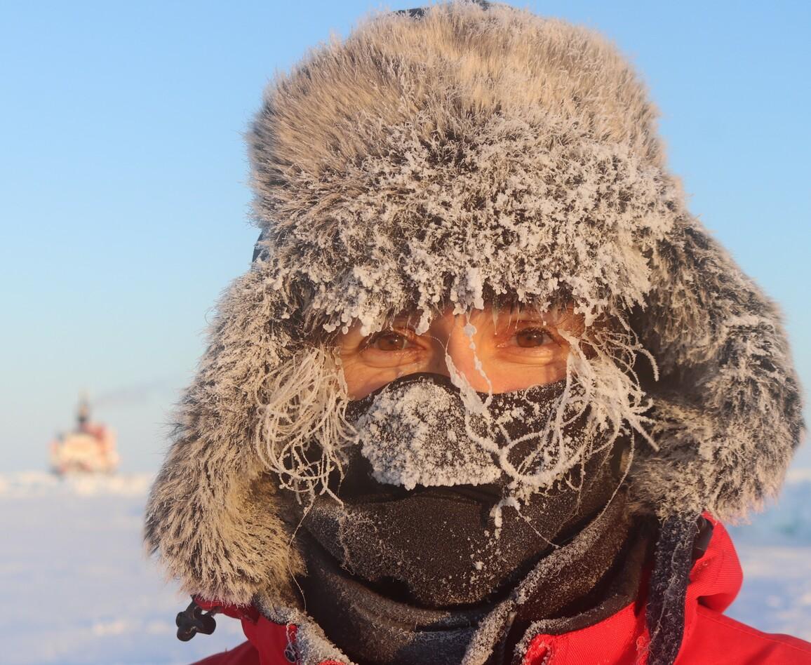 Janin Schaffer, Ozeanografin am Alfred-Wegener-Institut
