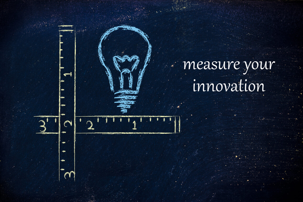 Messen Sie Ihre Innovation