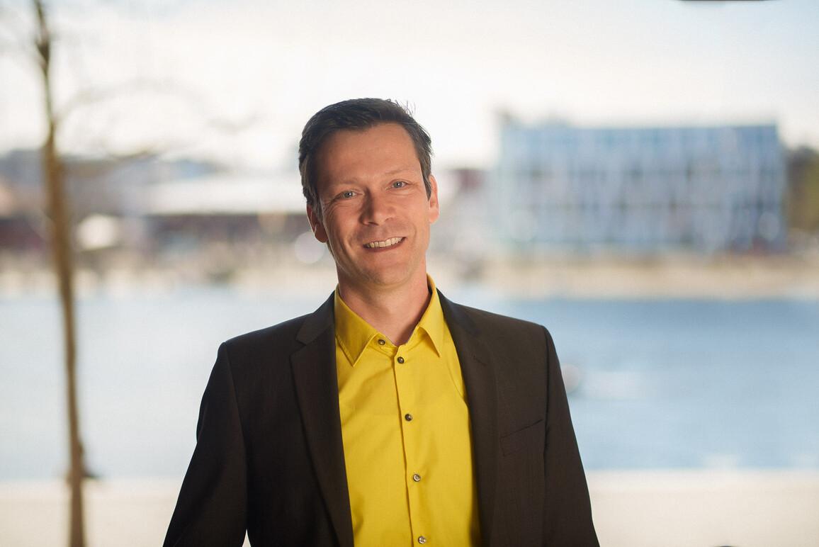 Will Cyberkriminellen mithilfe von KI das Leben schwerer machen: Joachim Feist, Geschäftsführer bei mindUp Web + Intelligence.
