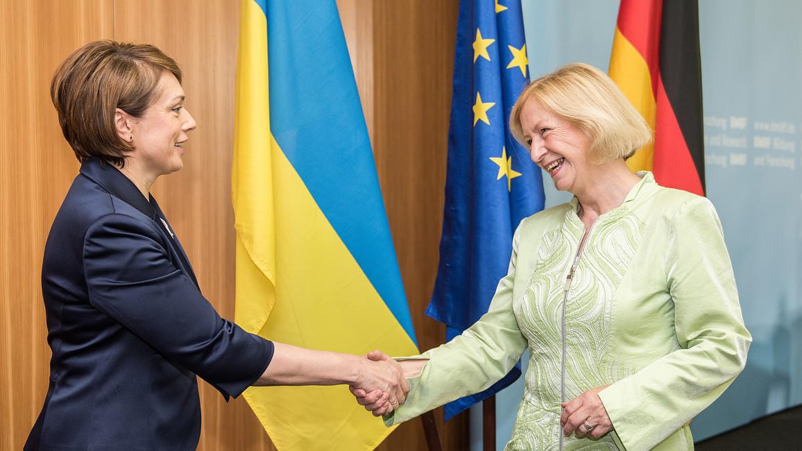 Deutsch-ukrainischer Dialog