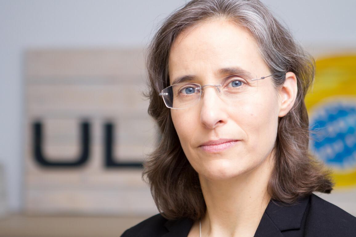 Informatikerin und Datenschutzexpertin Marit Hansen