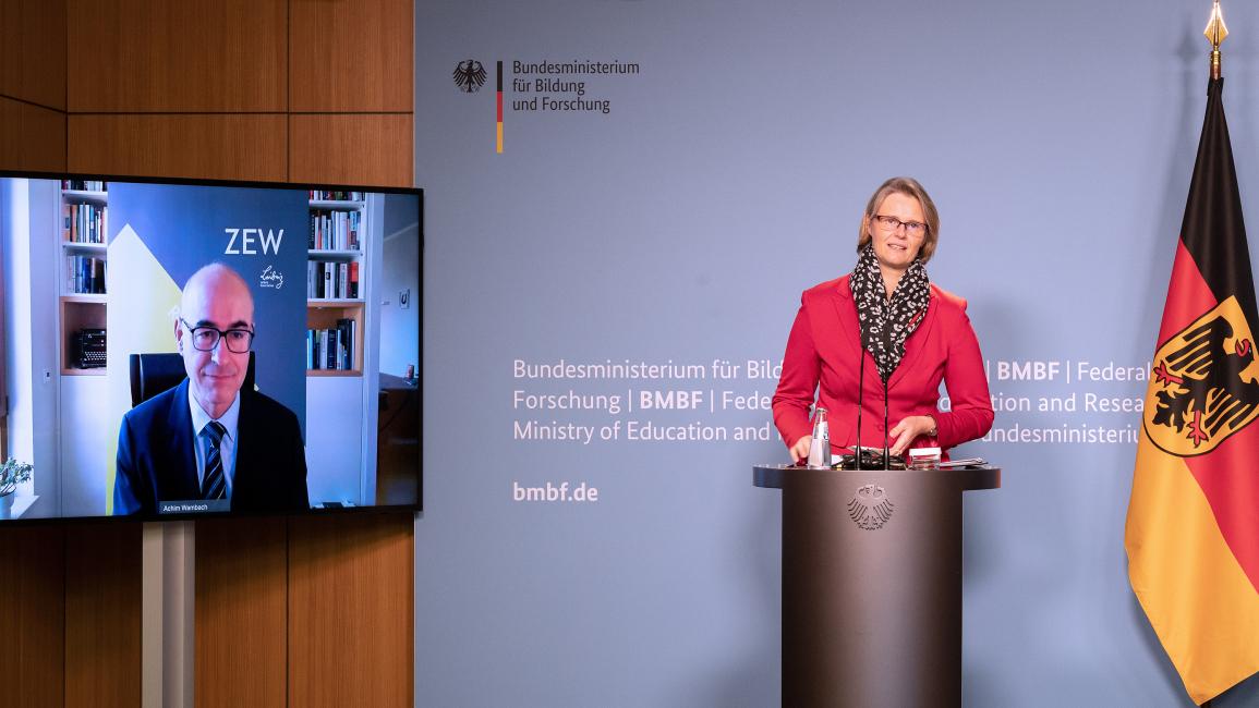 Poster zum Video Pk: Innovationserhebung des ZEW Mannheim